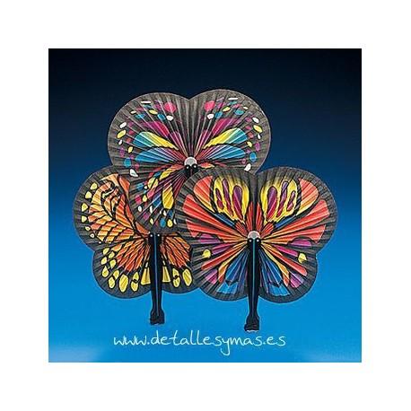 Pai Pai Mariposa colores vivos