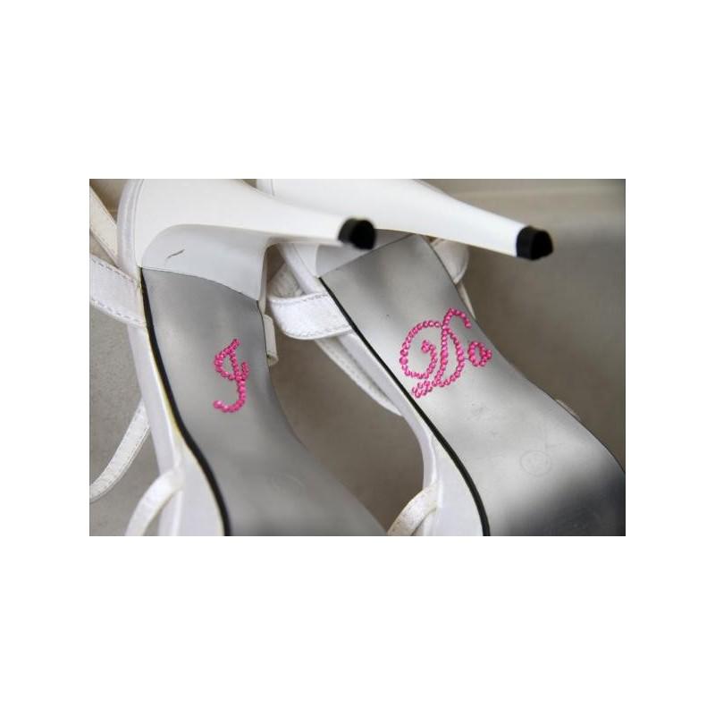 Pegatinas i do de cristales para zapato de novia i do for Adhesivos para cristales