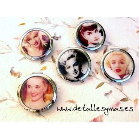Espejo Marilyn y Audrey
