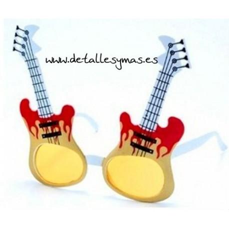 Gafas Guitarra Eléctrica