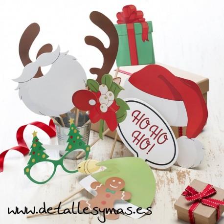 Pack de fotocall Navidad