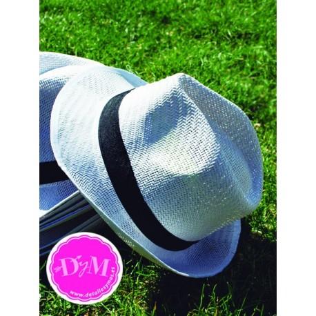 Sombrero Blanco para bodas