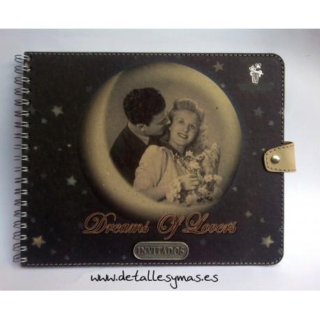 Libro de firmas Dreams