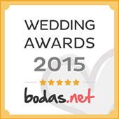 Detalles y más, ganador Wedding Awards 2015 bodas.net