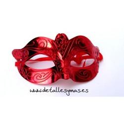 Máscara metalizada Adaggio