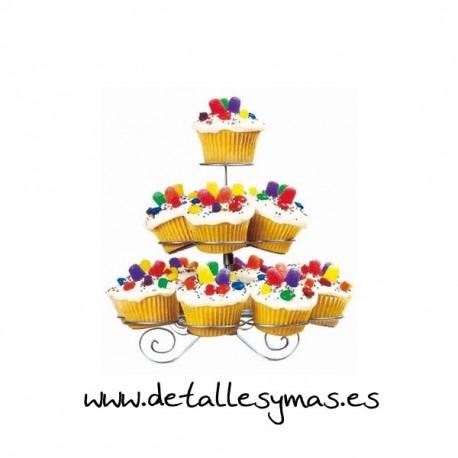 Soporte para 13 cupcakes