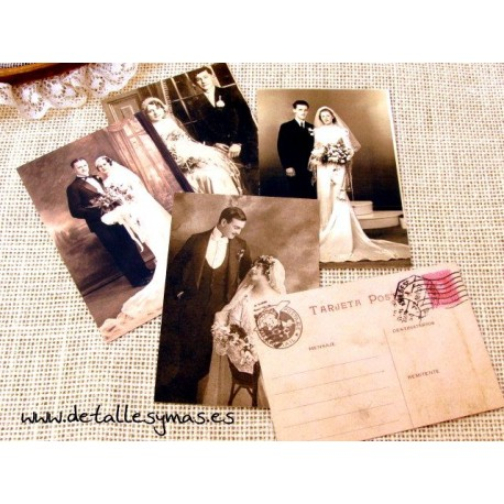 Tarjetas Wedding