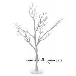 Arbol de los deseos blanco .120 cms