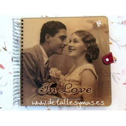 Album para fotos In Love