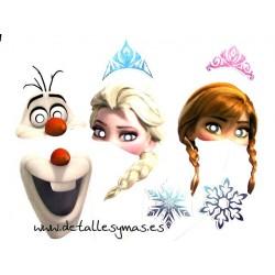 Set de photocall Frozen