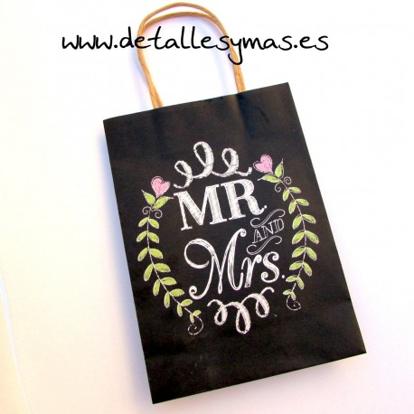 Bolsas Mr and Mrs