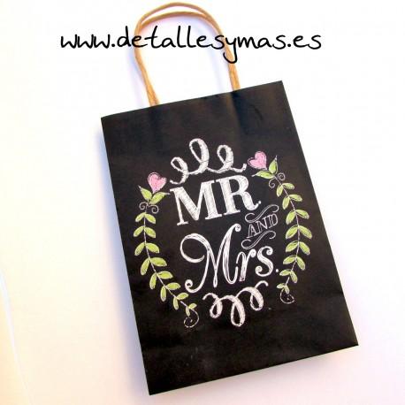 Bolsas Mr and Mrs