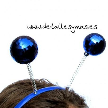Diademas con antenas