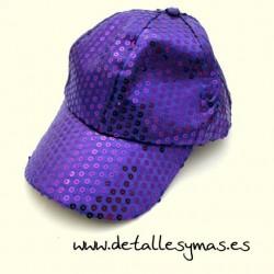Gorras de Lentejuelas