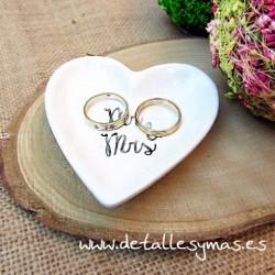 Platito Porta anillos