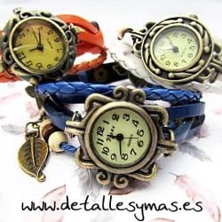 Reloj de colores Musgo