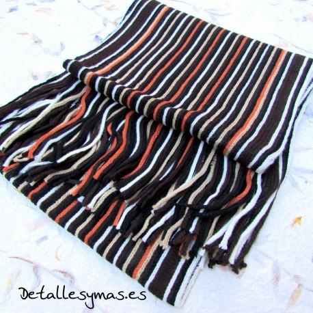 Bufandas para caballero