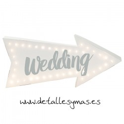 Flecha Wedding Led