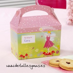 Cajas Princesa Hada
