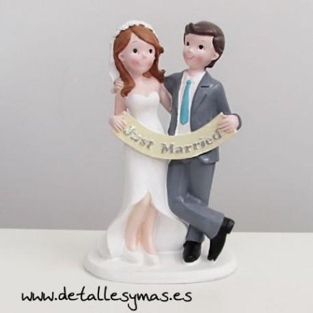 Figura tarta Recién casados