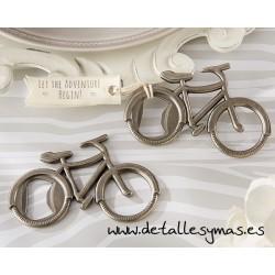 Abrebotellas Bicicleta en caja