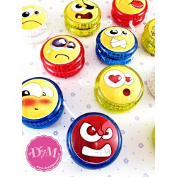 YOYO Emoticonos con Luces