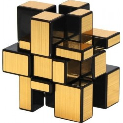 Cubo de Rubik oro