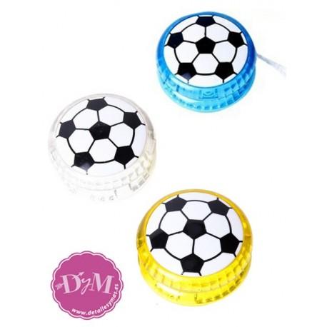 YOYO Balón de Fútbol con luces