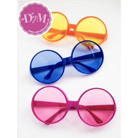 Gafas Setenteras