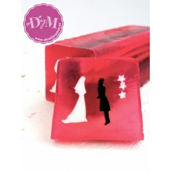 Jabón para bodas Recién Casados