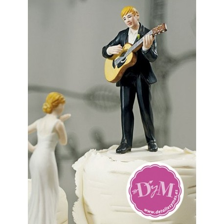 Figura de novio Serenata de amor