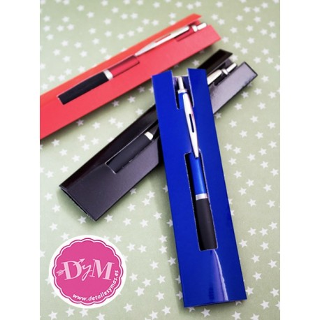 Boligrafo puntero tactil 3 colores