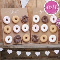 Tablas para Donut