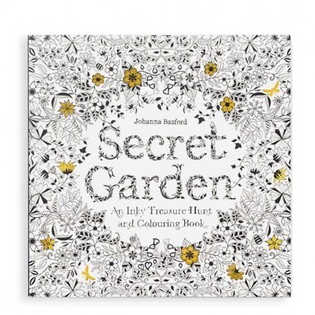 Libros de Mandalas. Secret Garden
