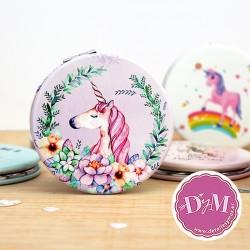 Espejo Unicornios