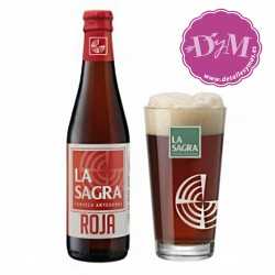 Cerveza LA SAGRA Roja - Red Ale