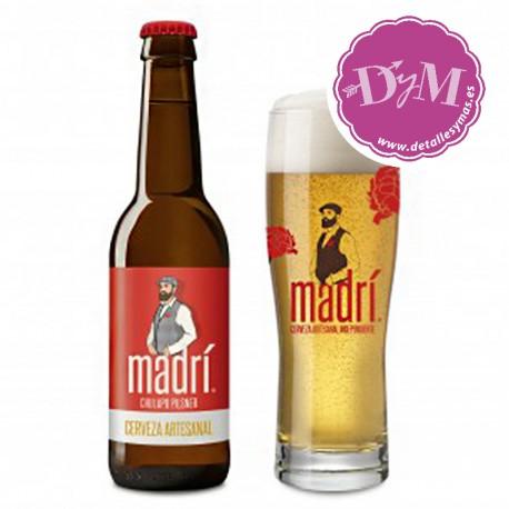 Cerveza Madrí - PILSNER