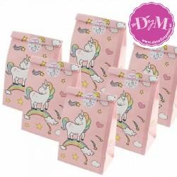 Bolsas de papel Unicornios