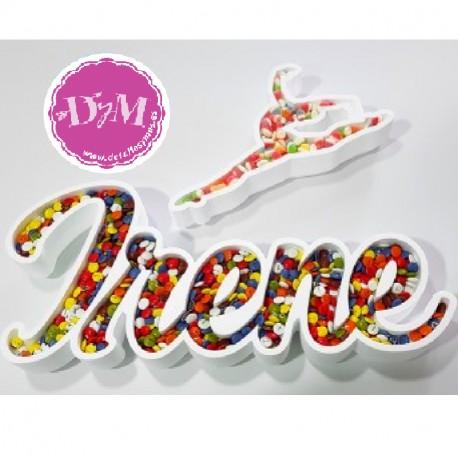Nombre para Candy bar + Escudo Barsa