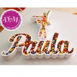 Nombre para Candy bar + Bailarina