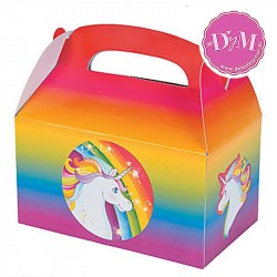 Cajas para chuches Unicornio