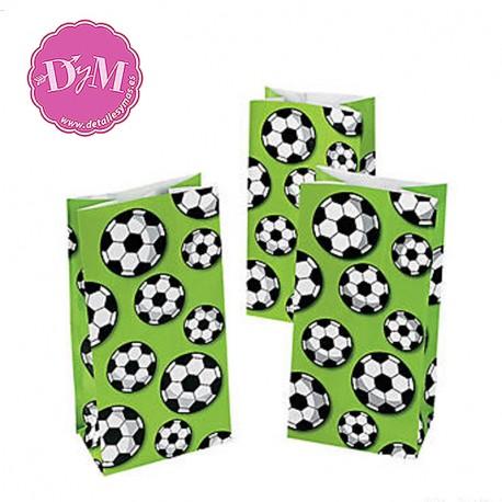 Bolsas de papel Fútbol