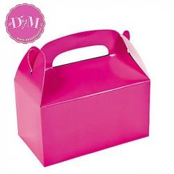 Caja Rosa para chuches