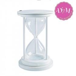 Reloj blanco Ritual de la Arena