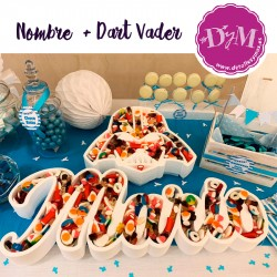 Nombre para Candy bar + Starwars