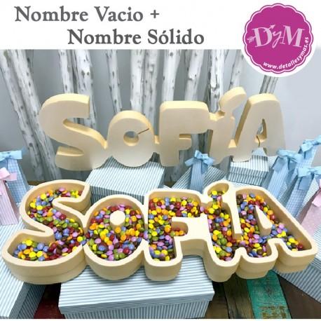 Nombre para Candy bar + Unicornio