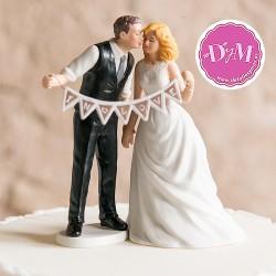 Figura de tarta In Love