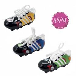 Huchas bota de fútbol