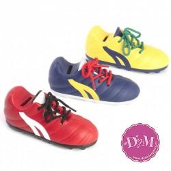 Huchas zapatilla de fútbol . 3 colores