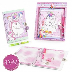 Diario de unicornio